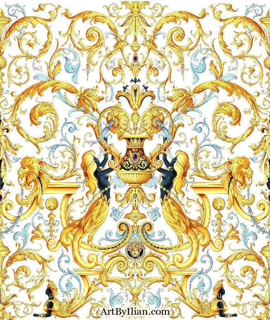 Versace Hd Wallpapers Wallpaper Cave