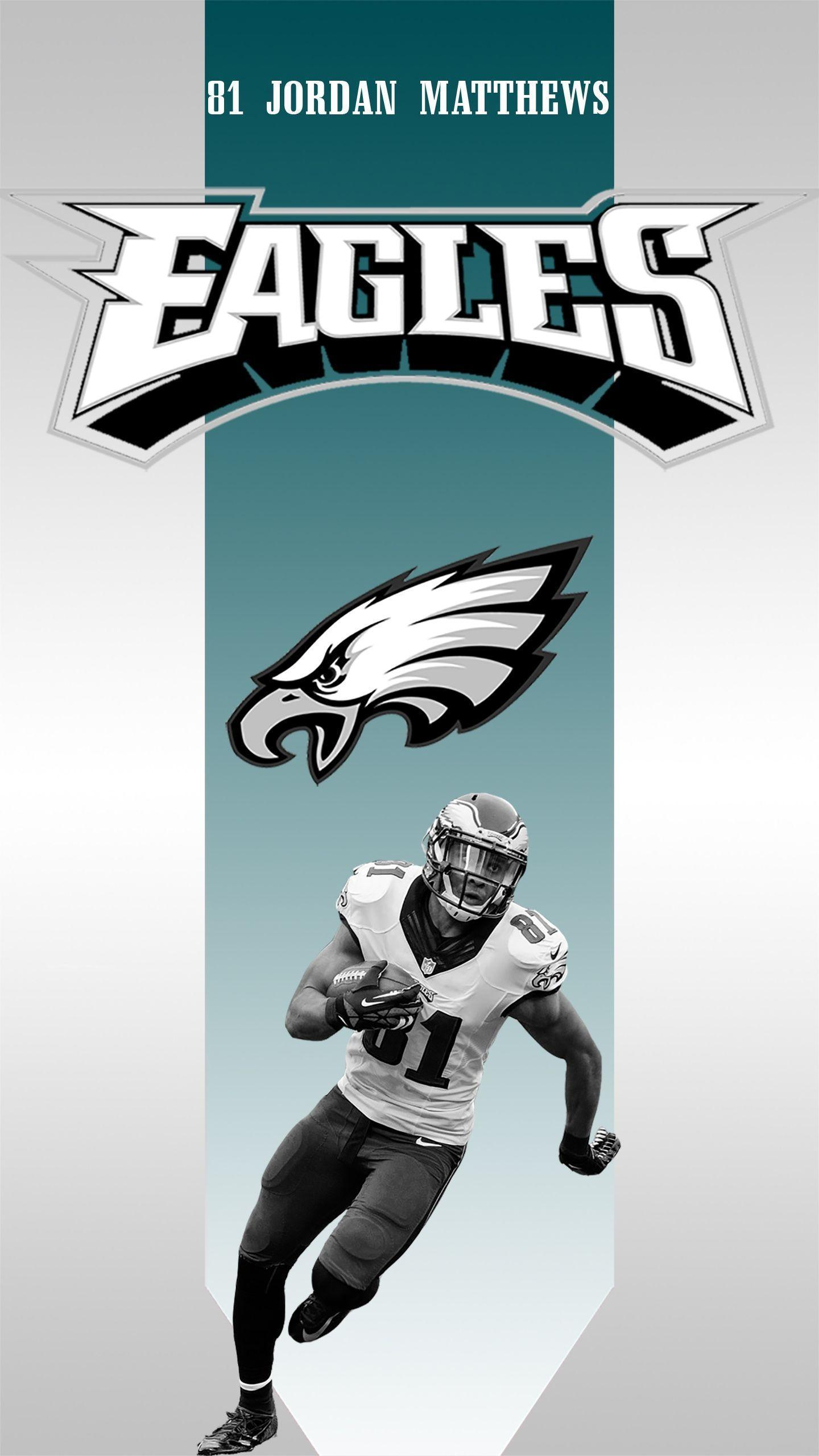 Hey Eagles fans, I made some wallpapers for every NFL team. Here ...