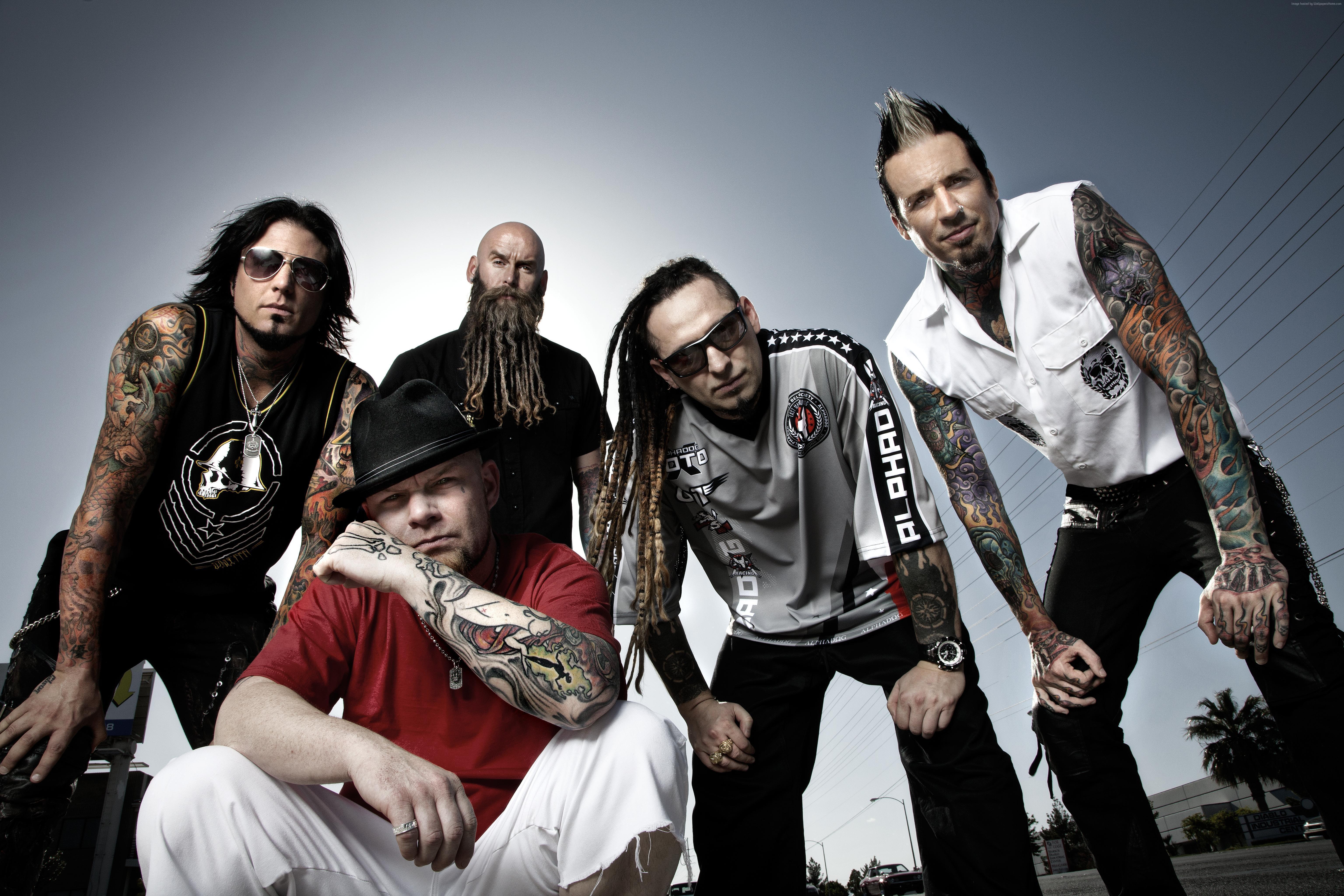 Five Finger Death Punch Düsseldorf