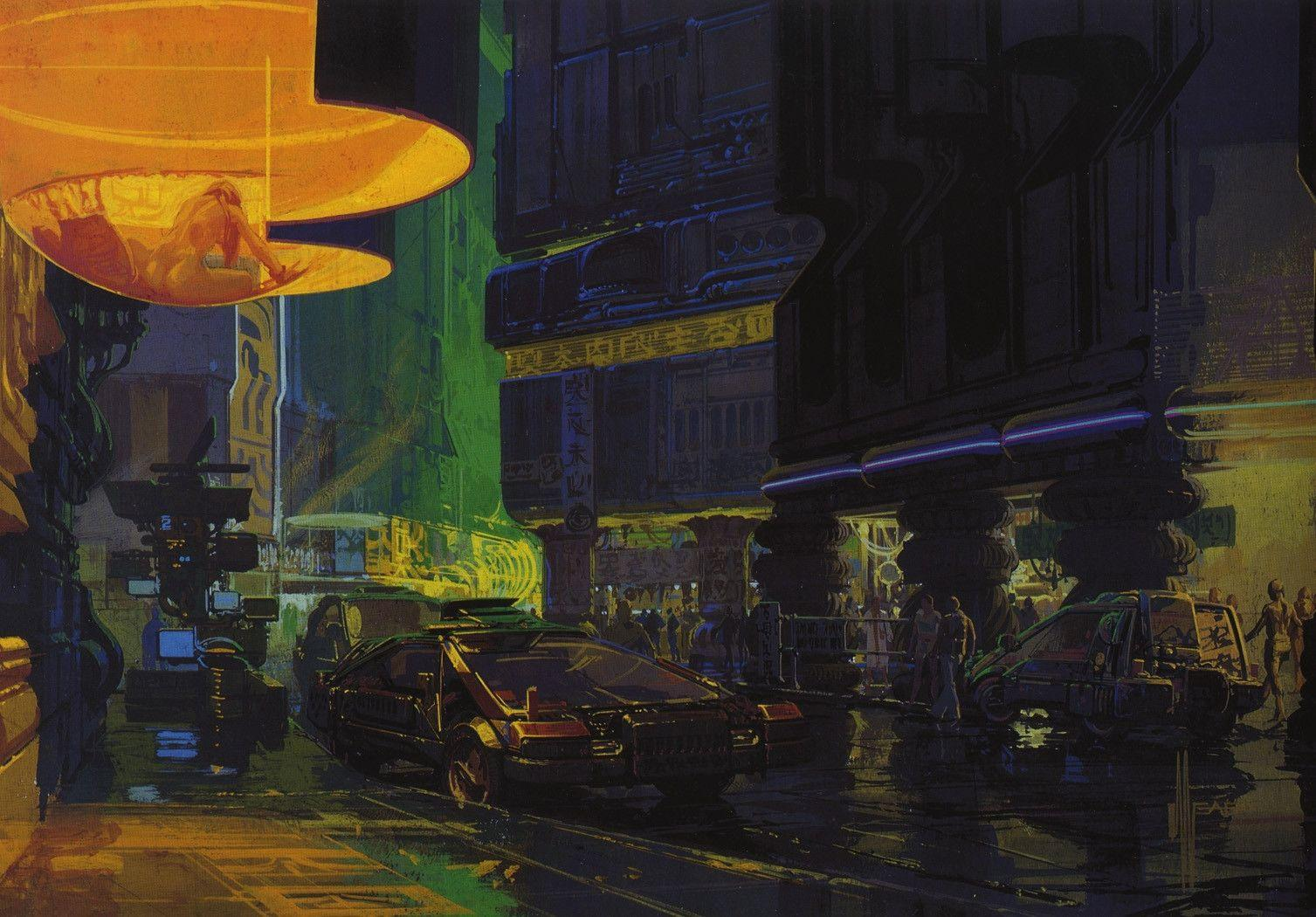 Blade Runner Wallpapers galore!