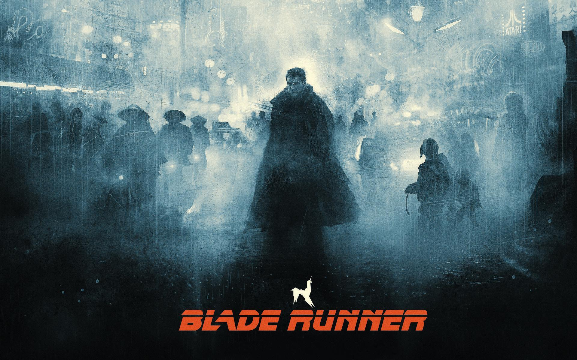 Blade runner обои 7