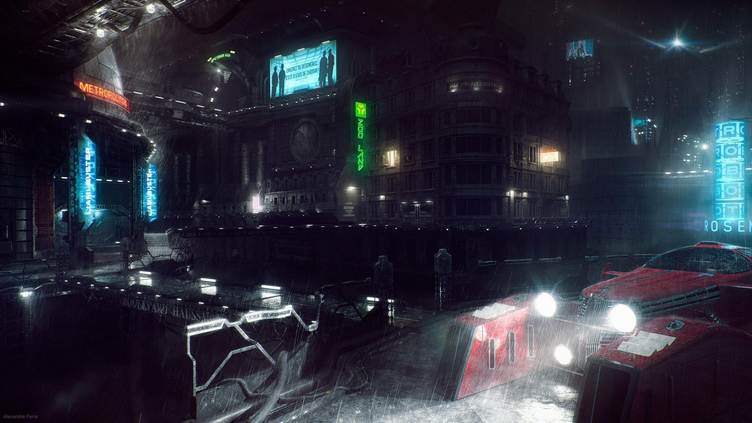 Blade Runner Wallpapers - Wallpaper Cave