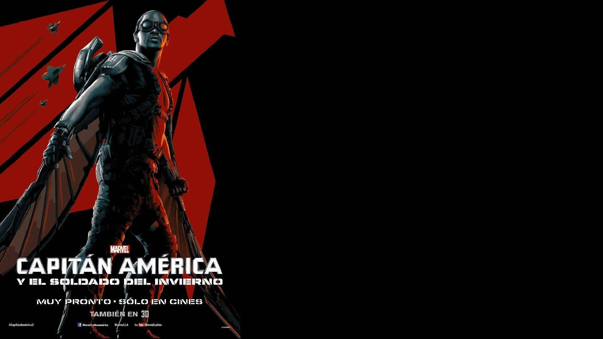 Captain America: The Winter Soldier Full HD Wallpapers and
