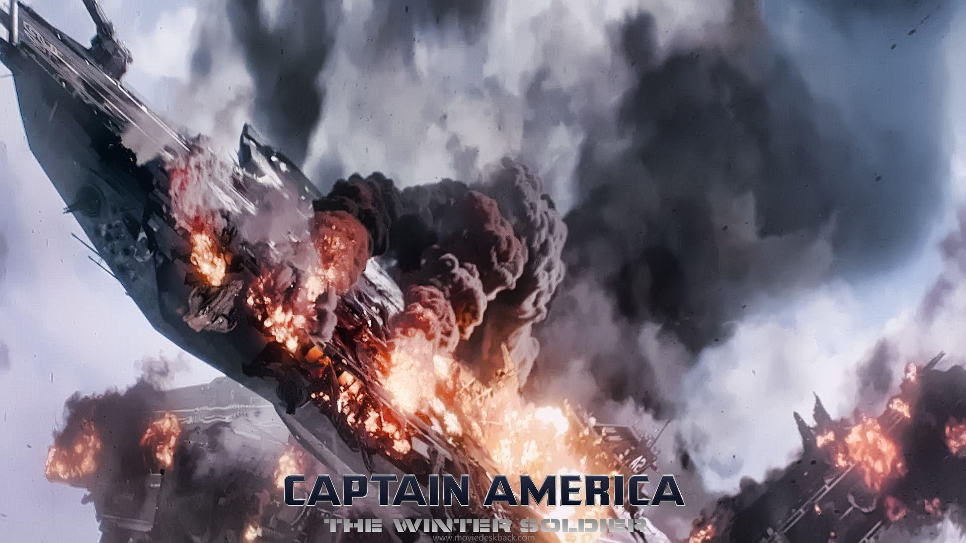 Captain America: The Winter Soldier crash wallpapers and image