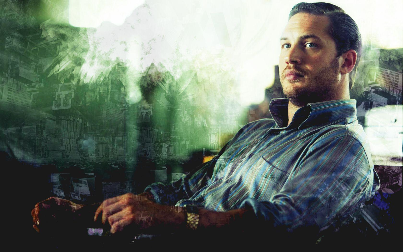 Tom Hardy HD Desktop Wallpapers