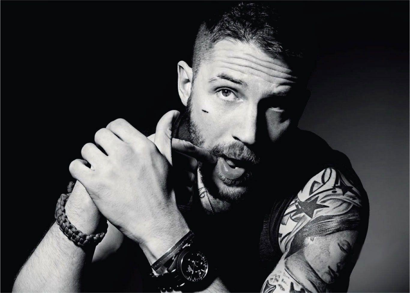 Tom Hardy - wallpaper.