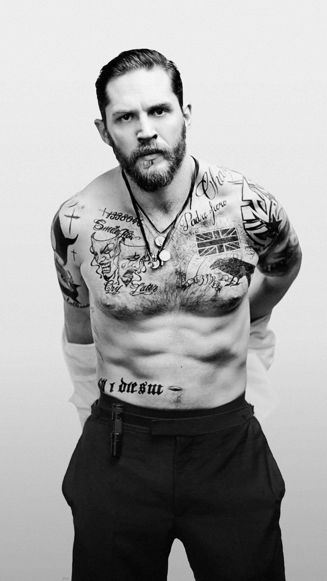 Tom Hardy Wallpapers for Iphone 7, Iphone 7 plus, Iphone 6 plus