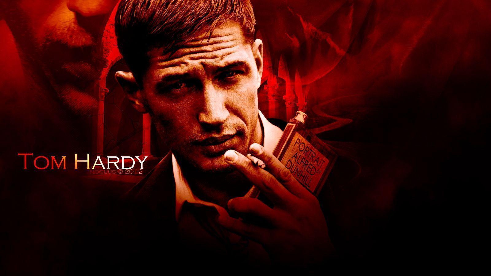 Tom Hardy Wallpapers Theme With 10 Backgrounds