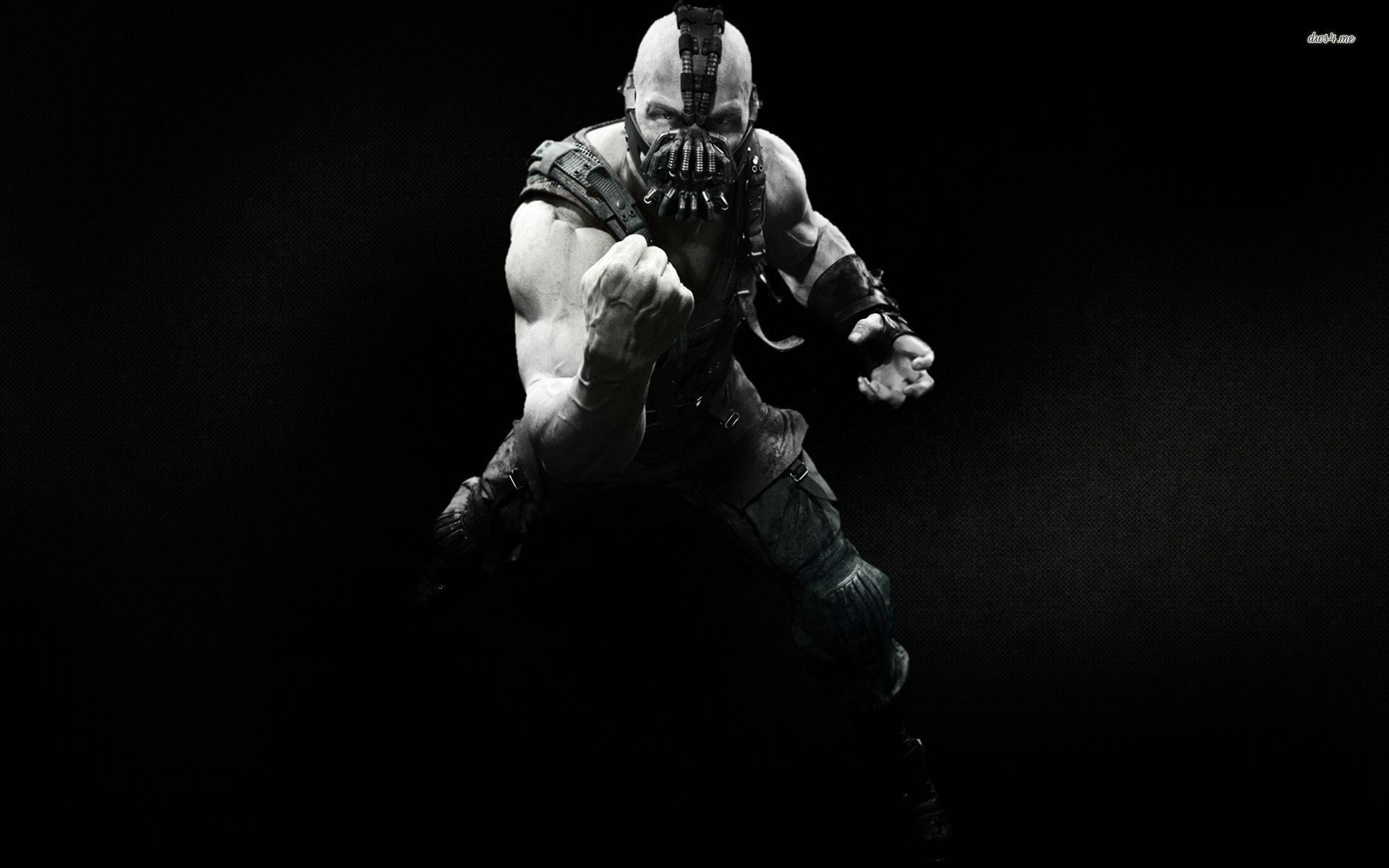 Tom Hardy Bane - wallpaper.