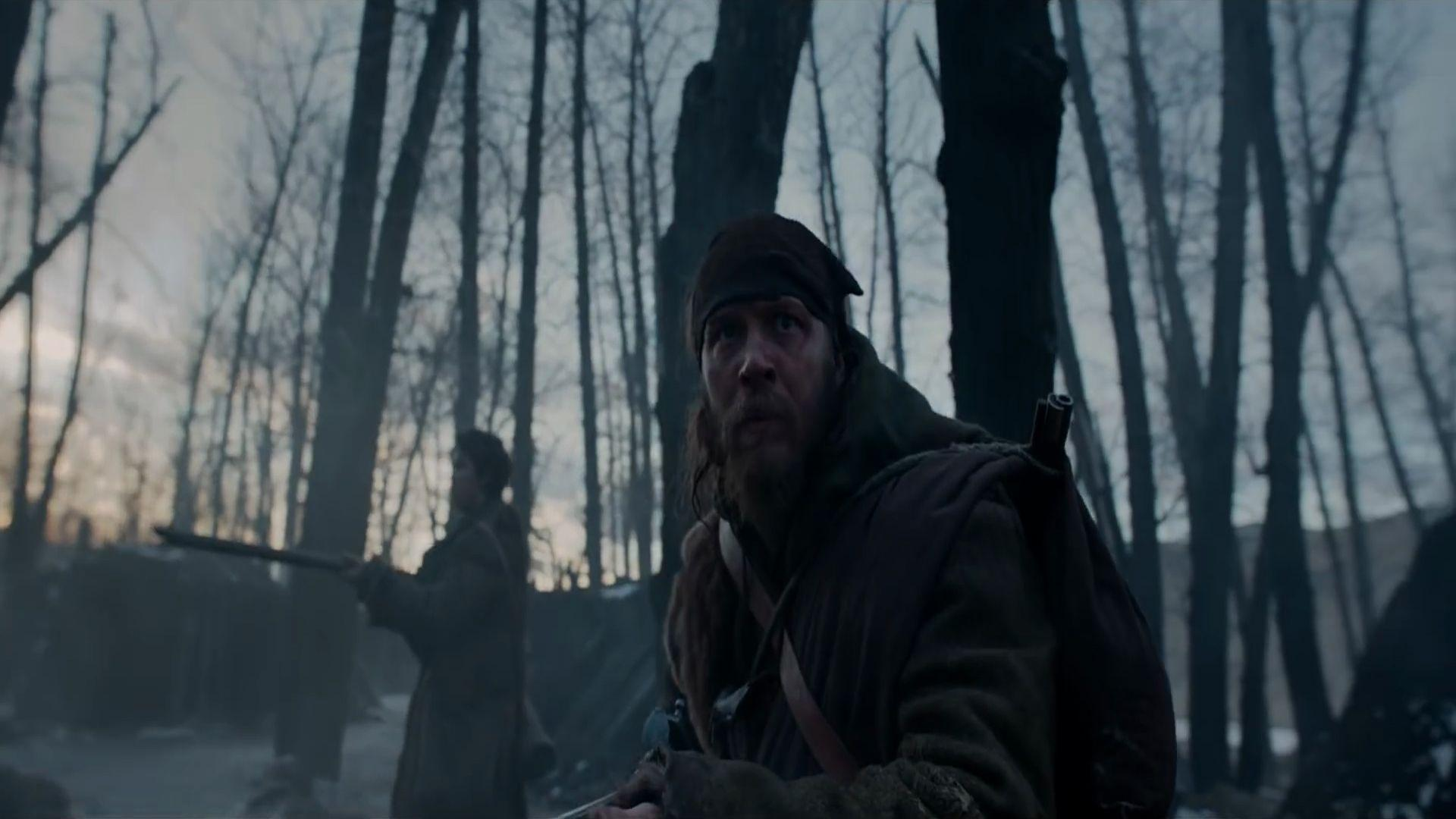 Tom Hardy in The Revenant Film HD Wallpapers