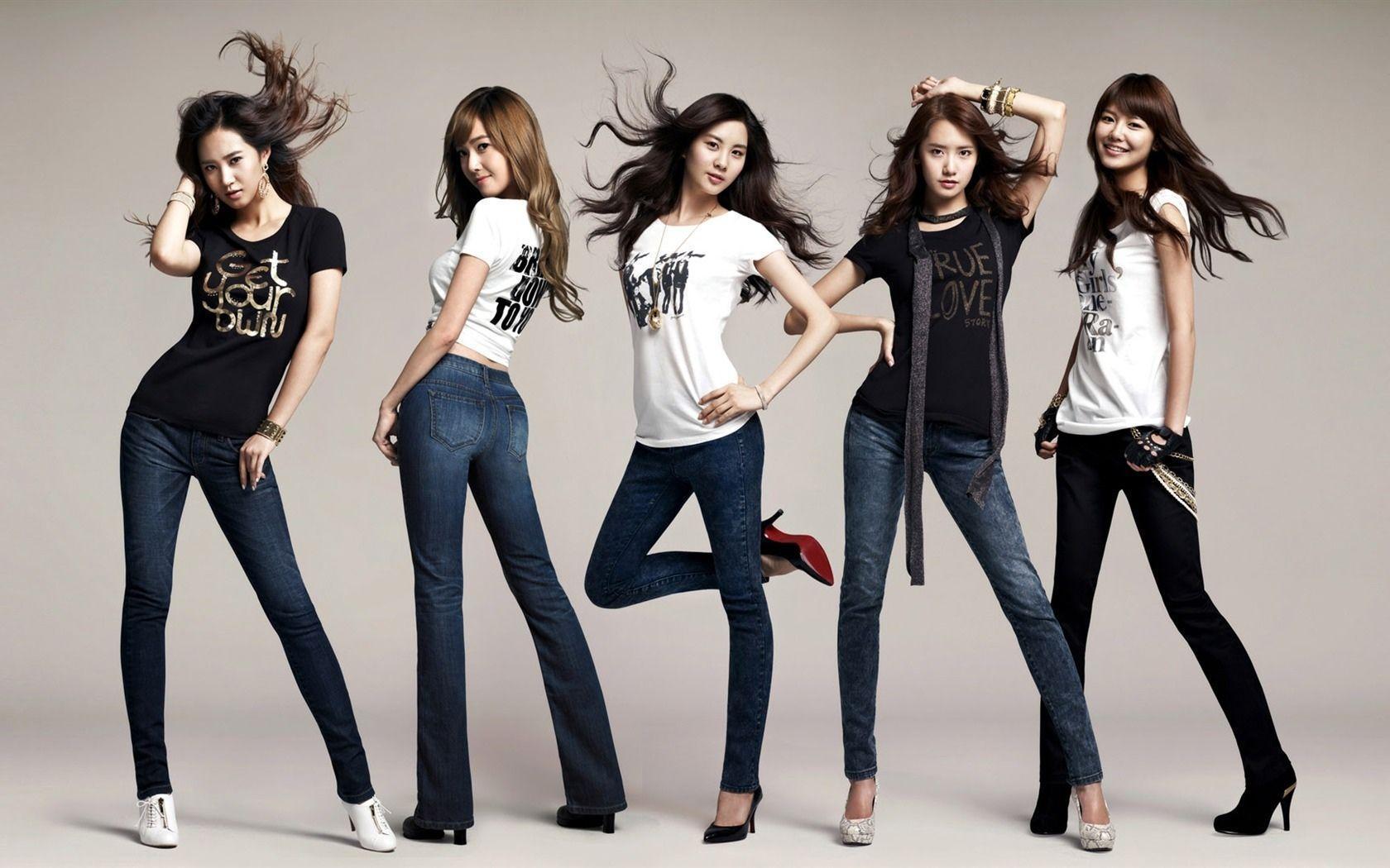 Girls Generation Wallpapers Wallpaper Cave