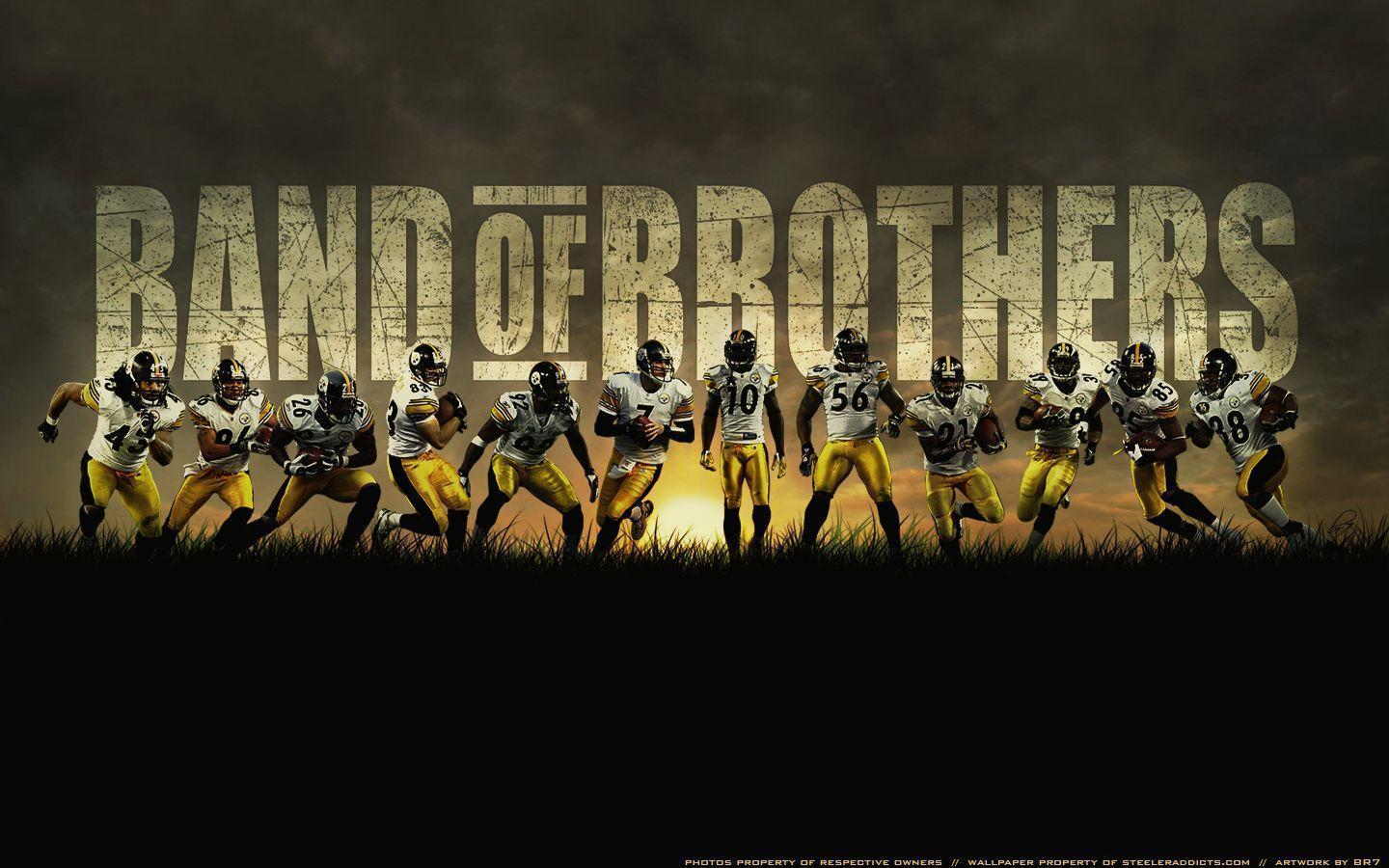 Wallpapers, Pittsburgh steelers and Pittsburgh steelers wallpaper ...