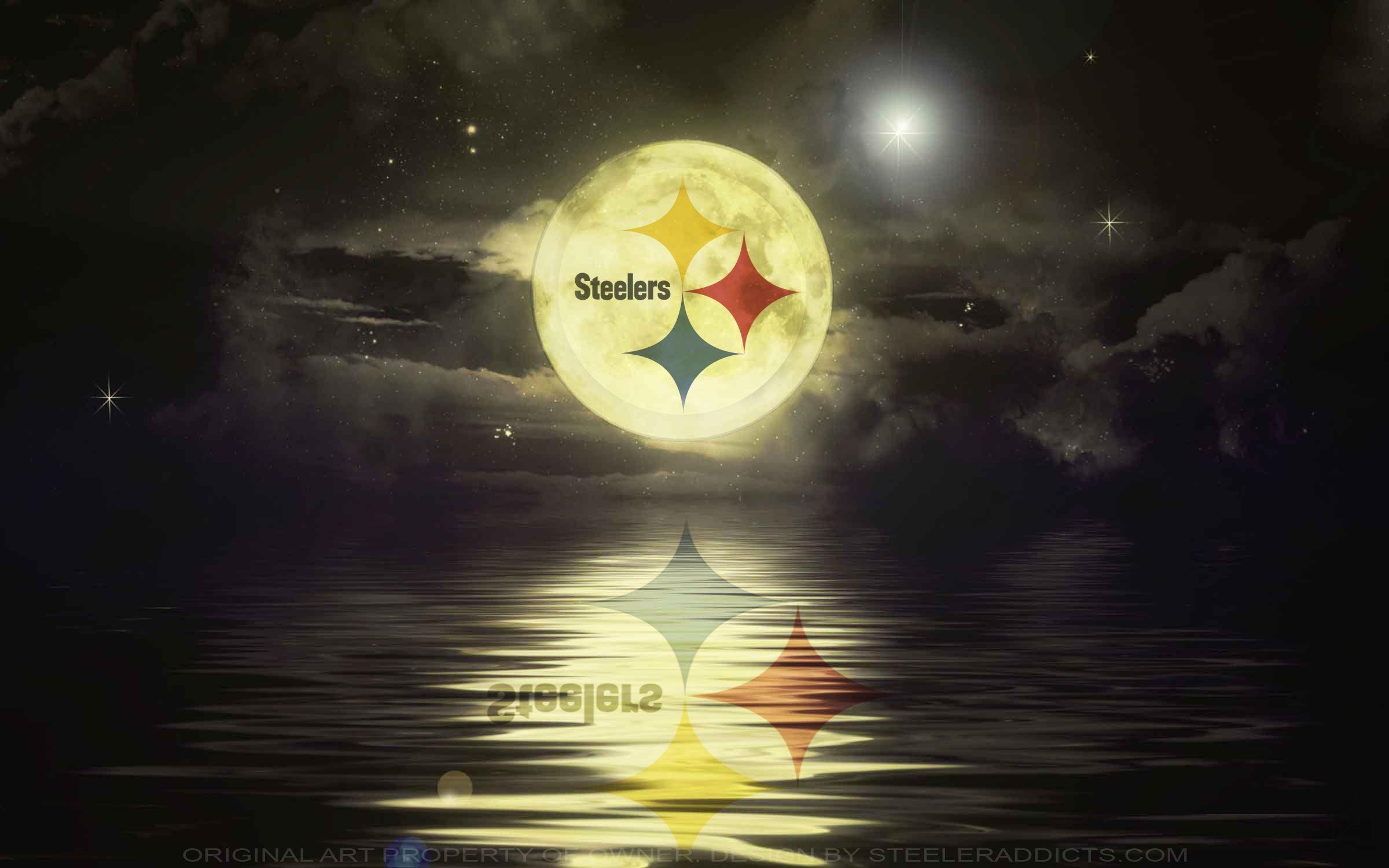 Steelers Wallpaper - Dr. Odd
