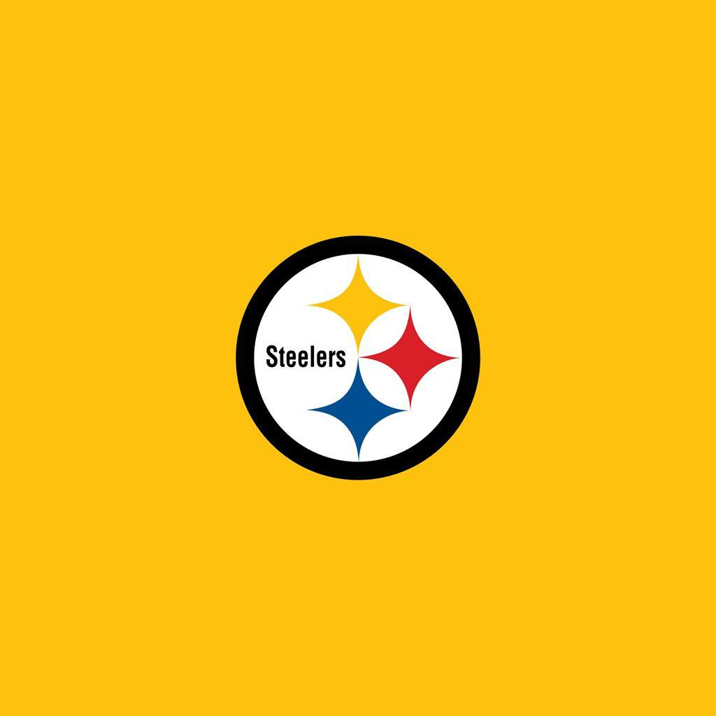 iPad Wallpapers with the Pittsburgh Steelers Team Logos – Digital