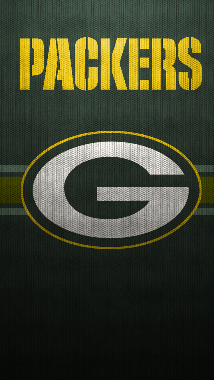 Green Bay Packers NFL Logo iPhone 6 Wallpapers / iPod Wallpapers HD