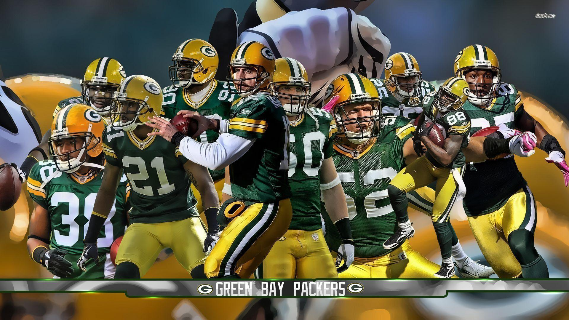 green bay packer wallpapers HD