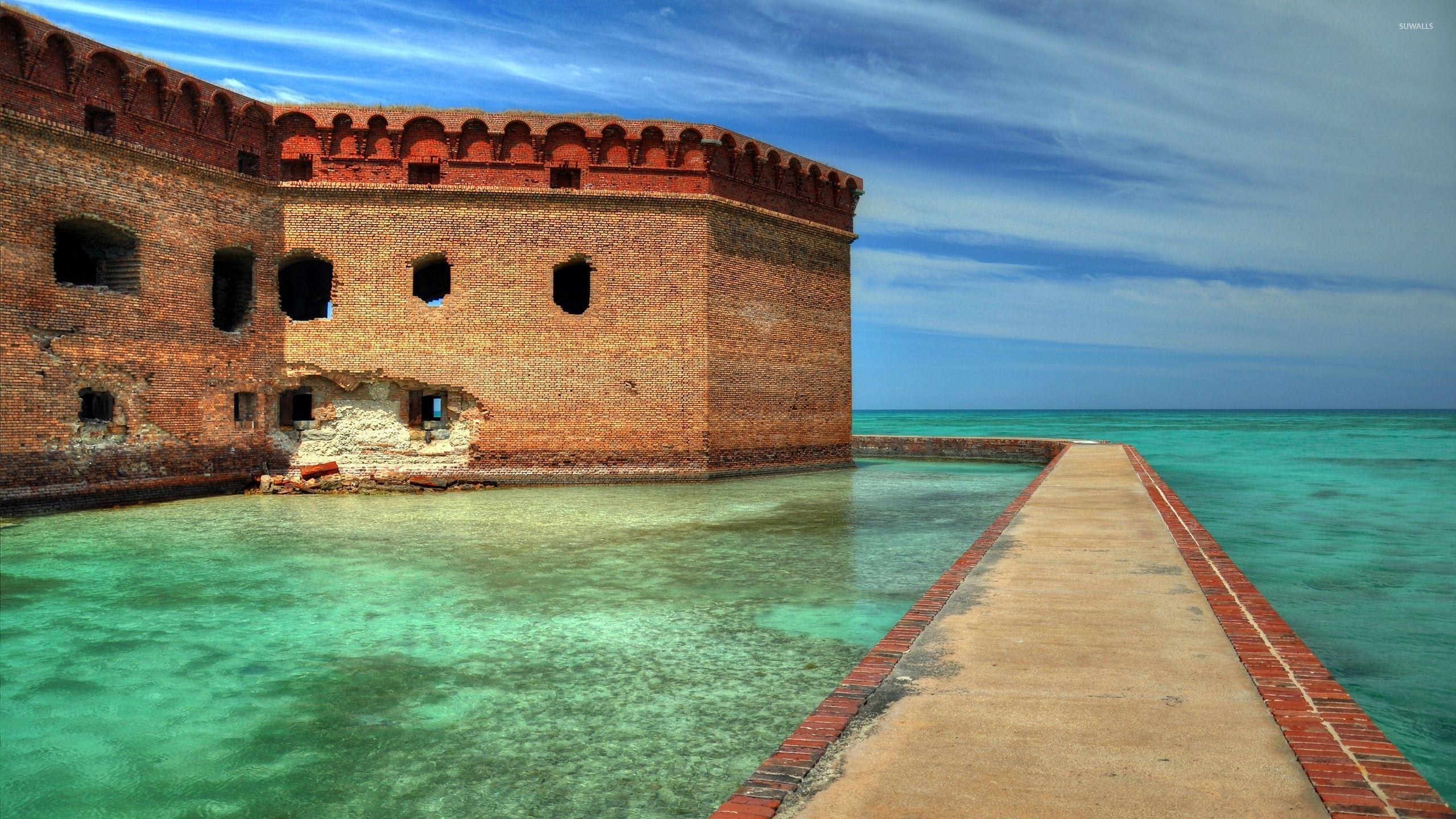 Fort Jefferson, Florida wallpapers