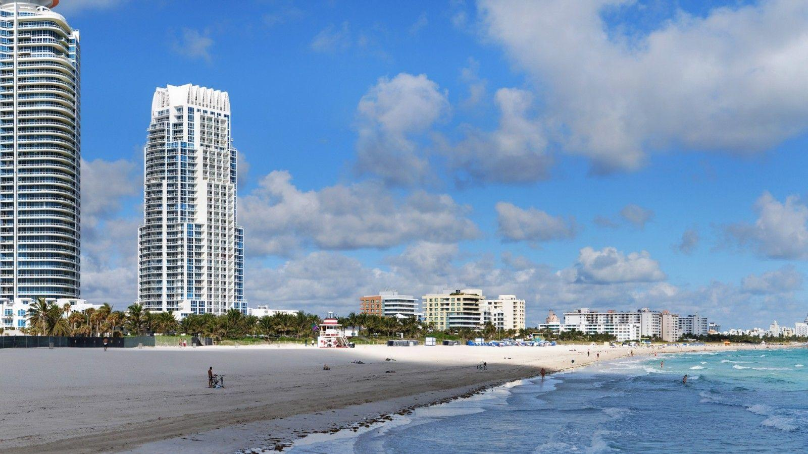 Miami South Beach Florida Pictures HD Wallpapers of Beach