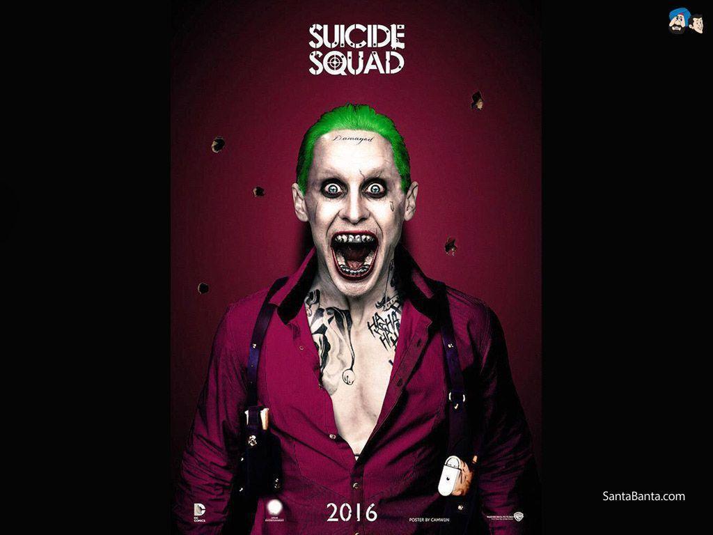 Suicide Squad Movie Wallpaper 2