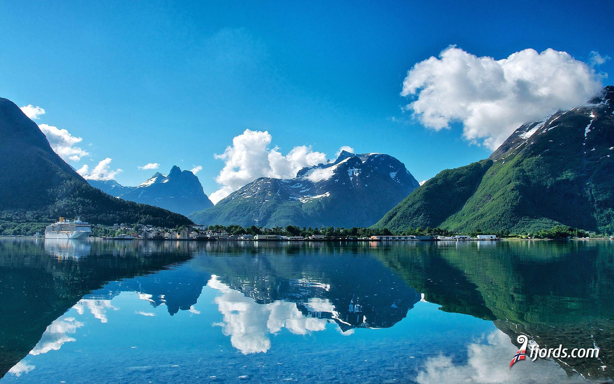 Norway Fjord Wallpapers (48 Wallpapers)