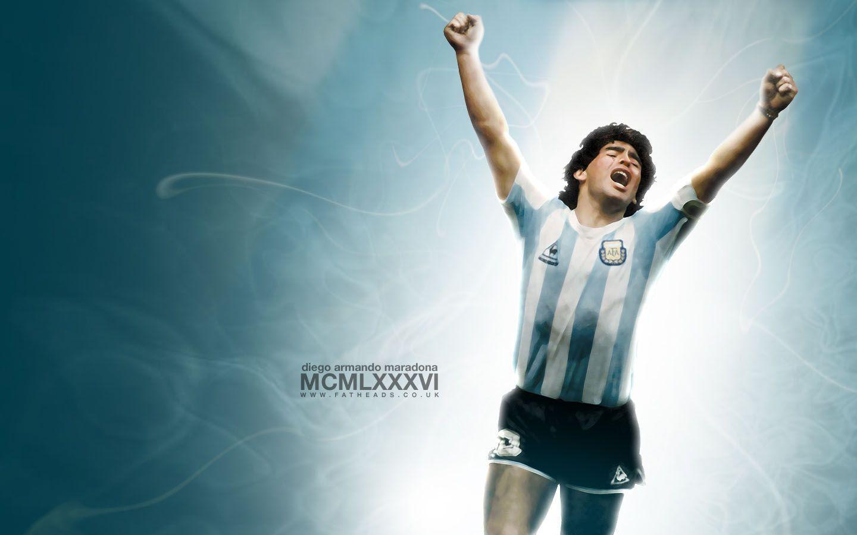 Maradona Wallpapers Wallpaper Cave