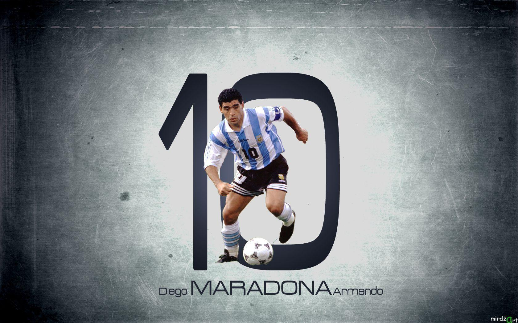 Gallery Celebrity Directory: Diego Armando Maradona - Wallpaper ...