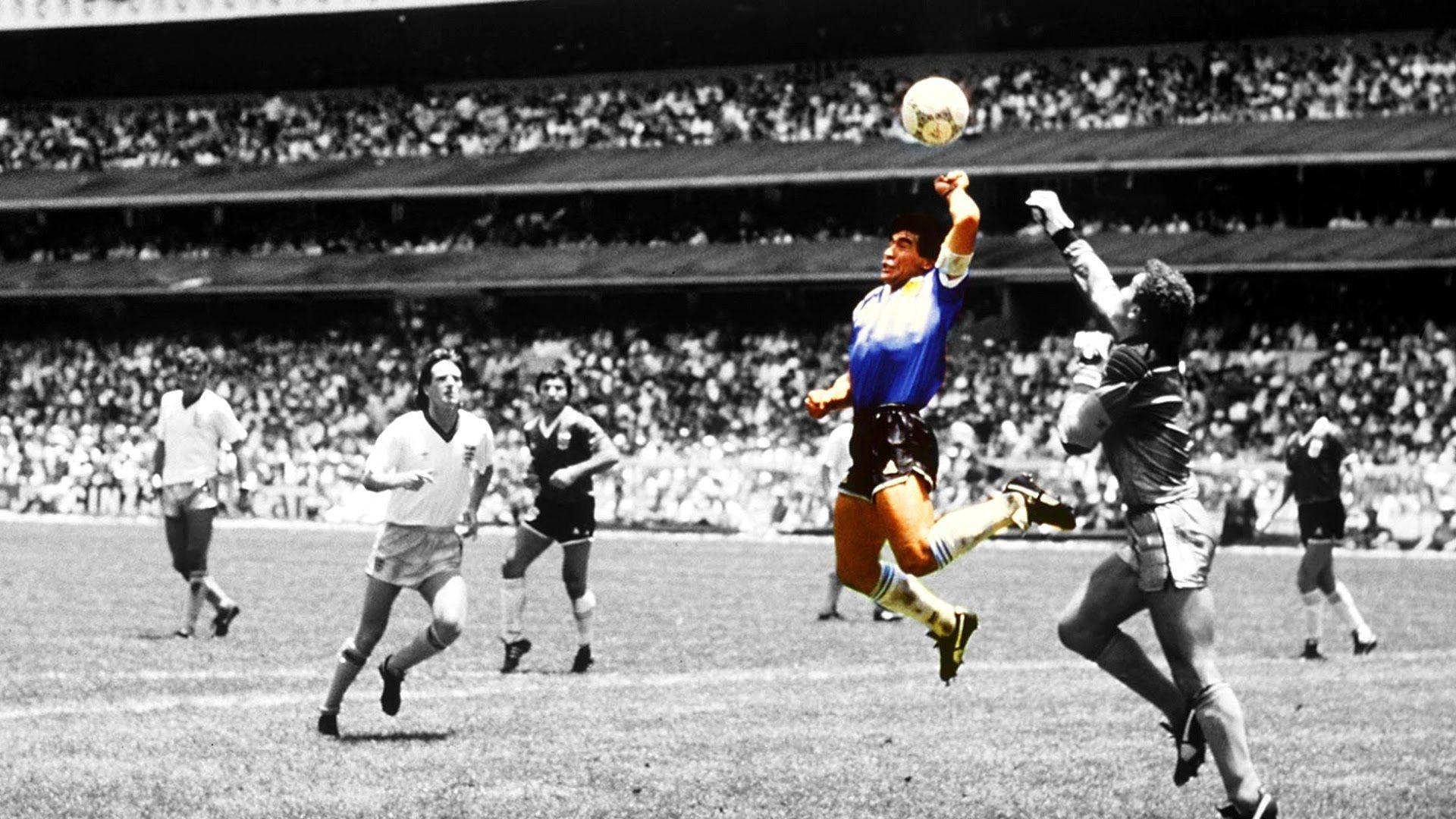 Diego Maradona Wallpapers HD Facebook Cover • iPhones Wallpapers