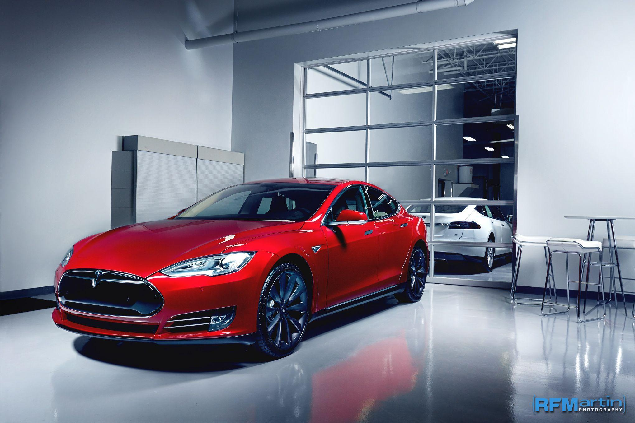 Your Ridiculously Awesome Tesla Model S Wallpapers Is Here