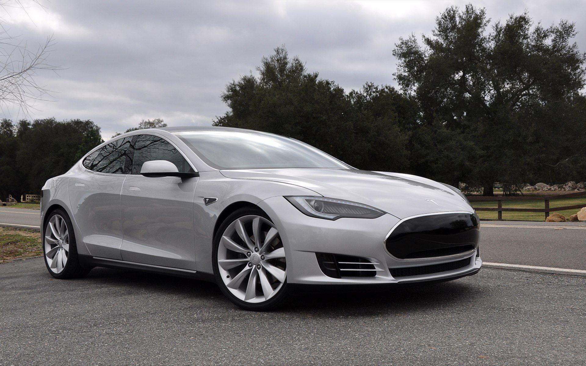 New 2015 Tesla Model S Wallpapers, Download Free HD Wallpapers