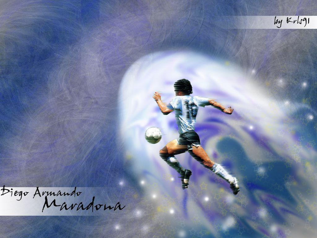 DIEGO MARADONA WALLPAPERS FOR FIFA [Archive]