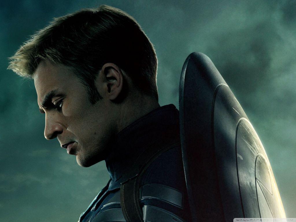 Captain America The Winter Soldier Chris Evans HD desktop ...