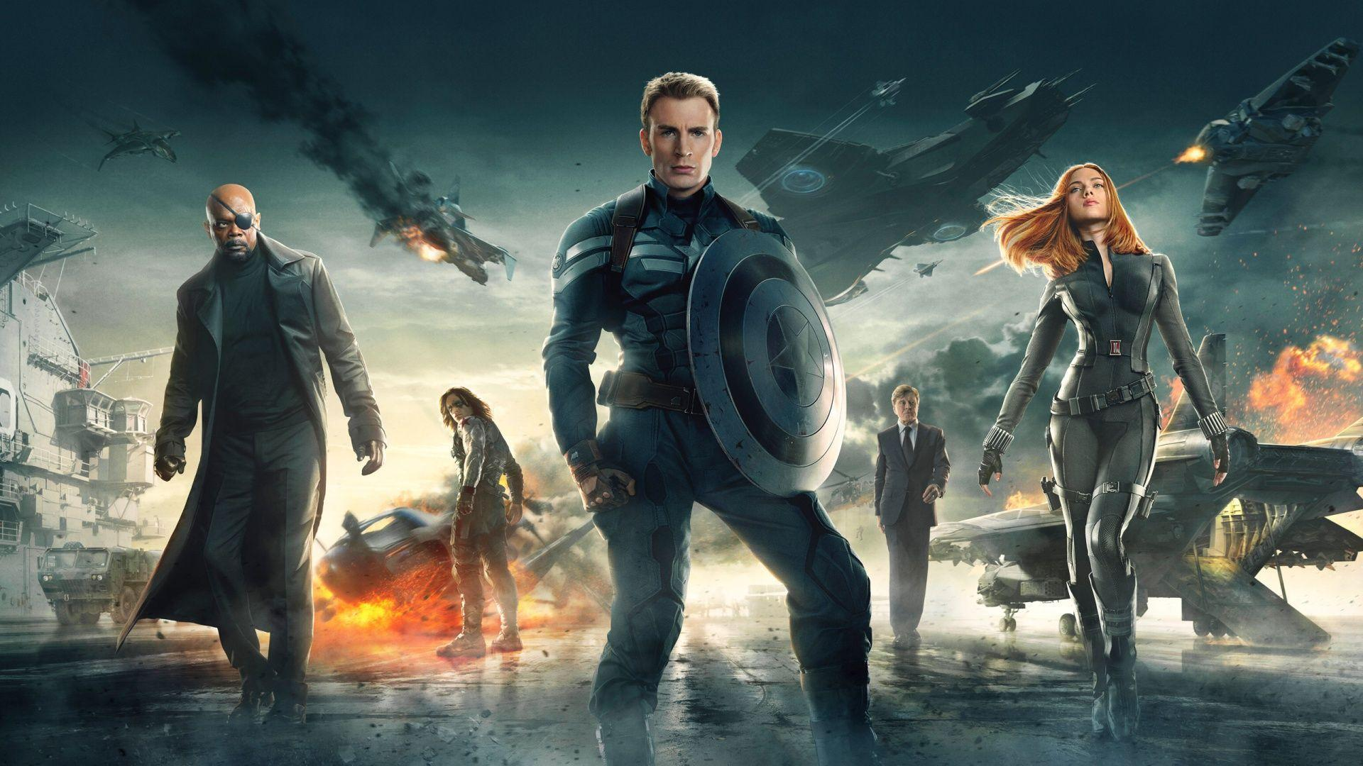 Captain America Chris Evans Wallpaper - wallpaper.