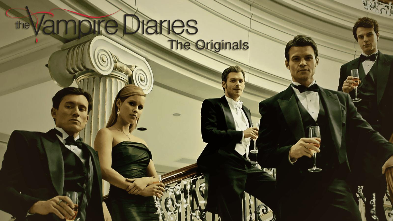 The Originals Wallpaper HD