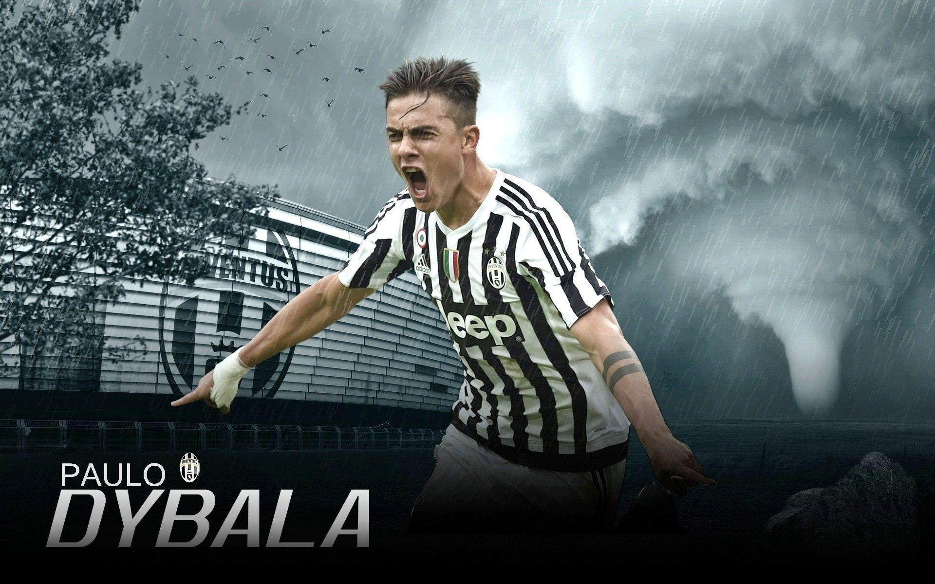 Paulo Dybala Great Player Wallpaper #4497 Wallpaper Themes ...