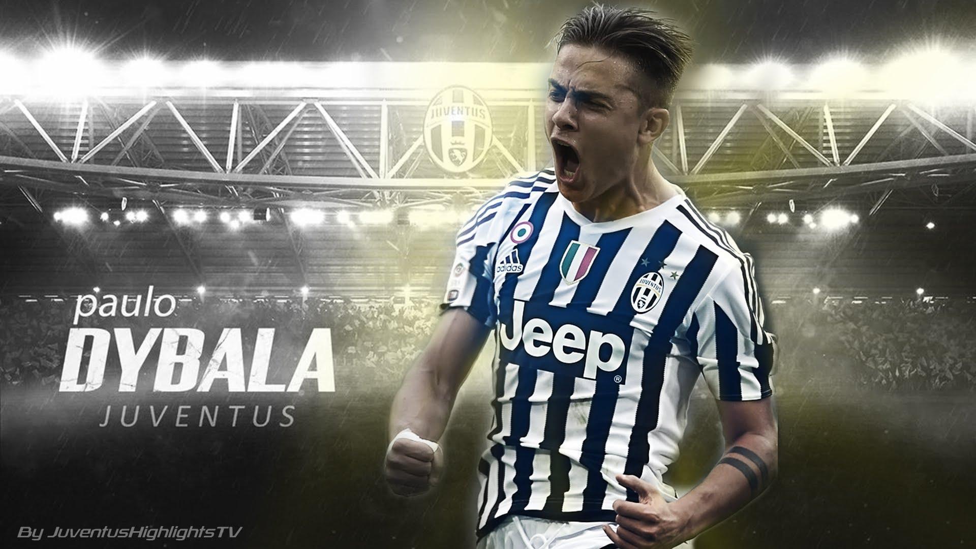 Gambar Wallpaper HD Terbaru Paulo Dybala Musim 2016/2017 | Sexy Bola
