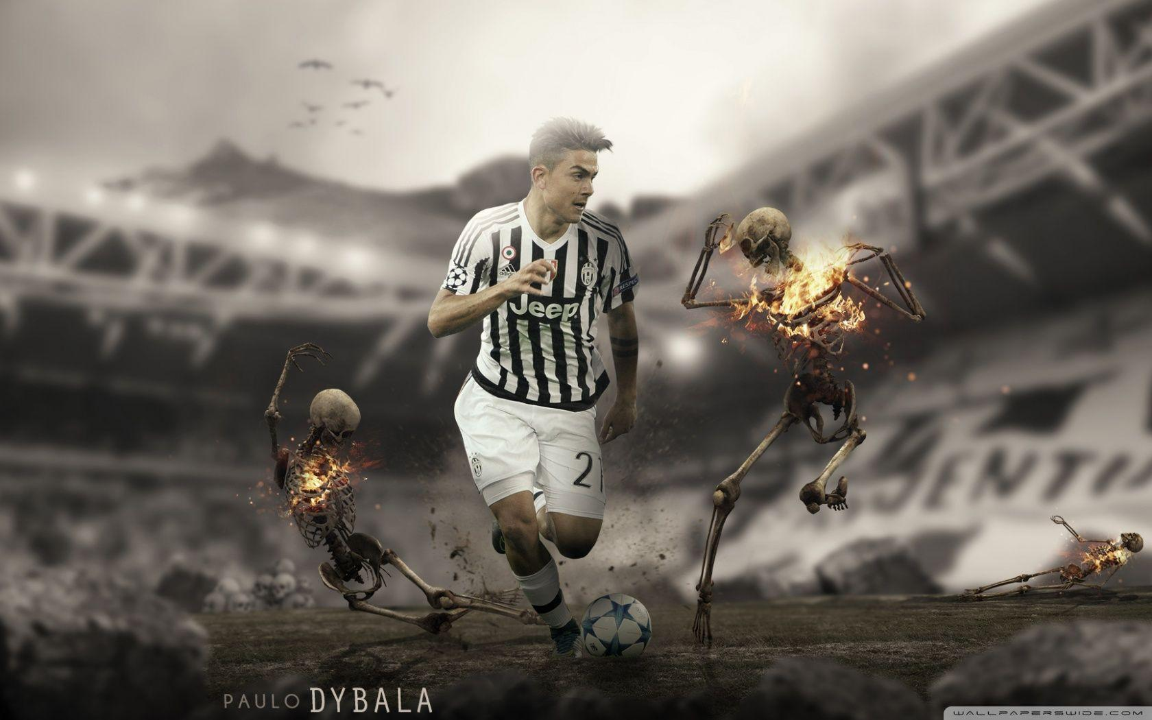paulo dybala 2016 wallpaper-#17
