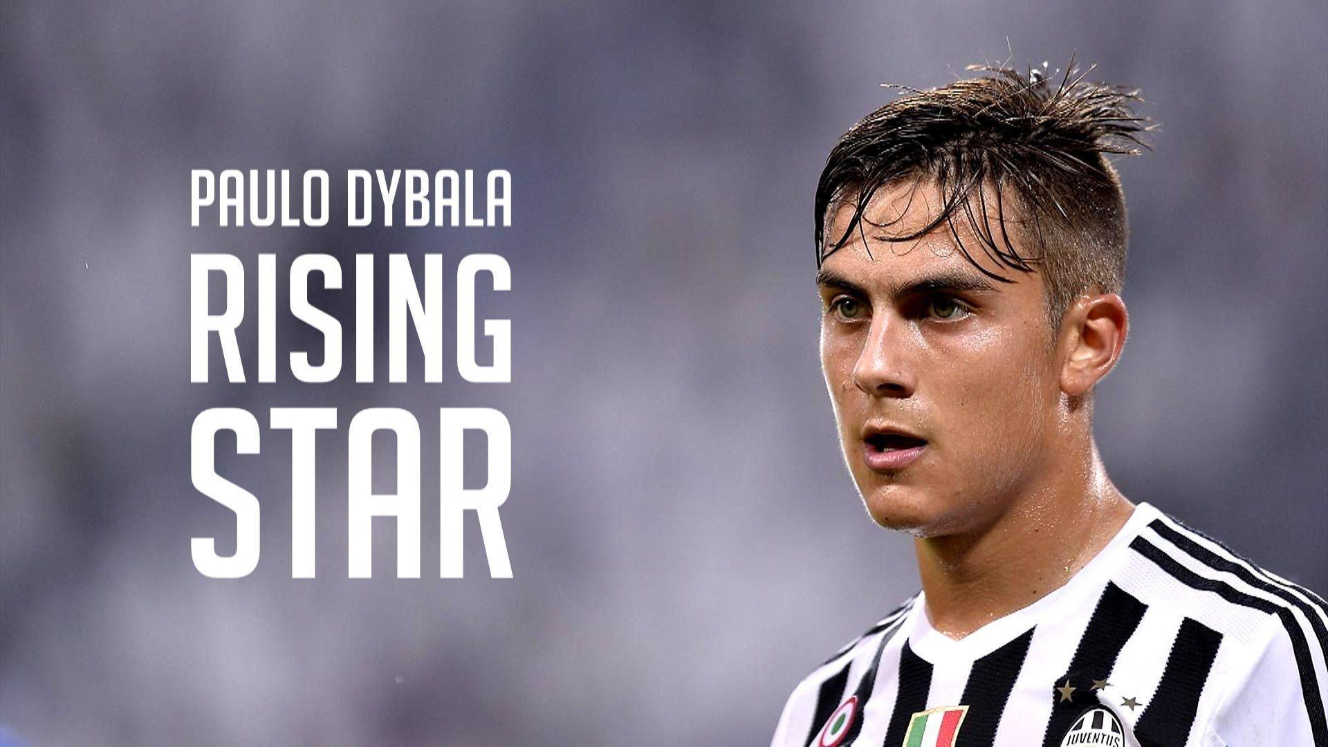 Paulo Dybala Rising Star Juventus Wallpaper #4494 Wallpaper Themes ...