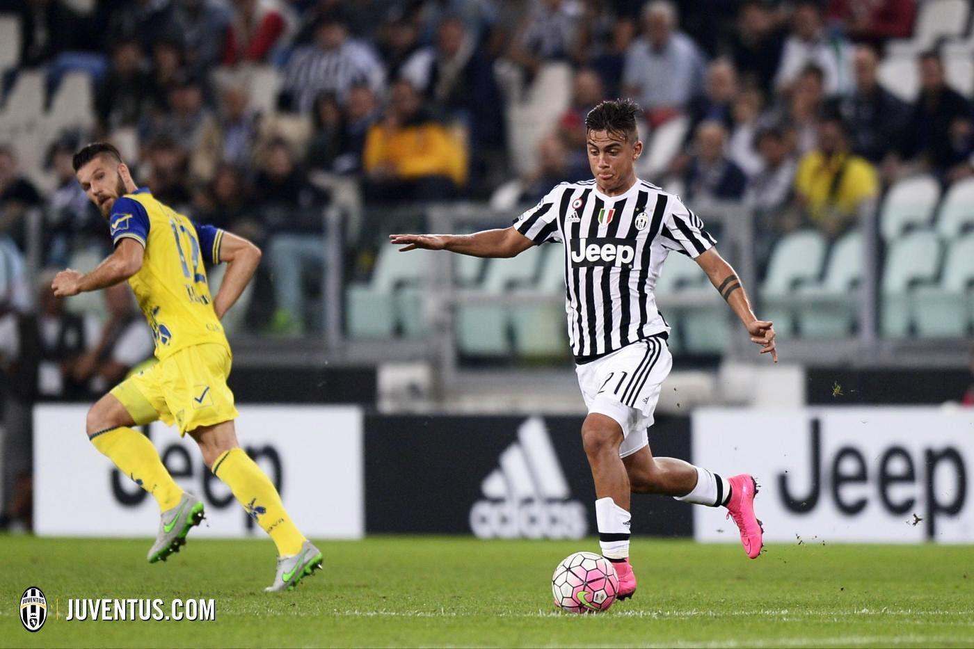 "Dybala: ""Wins will come"" - Juventus.com"