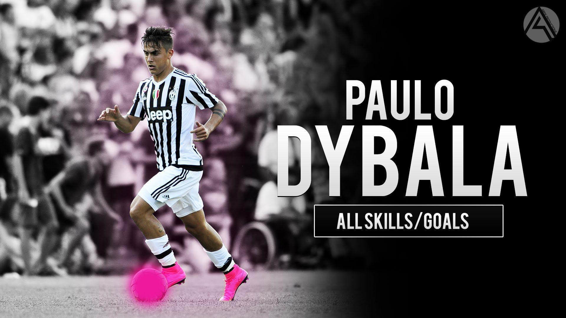 Paulo Dybala | ALL Goals&Skills | Juventus F.C | 2015 | HD - YouTube
