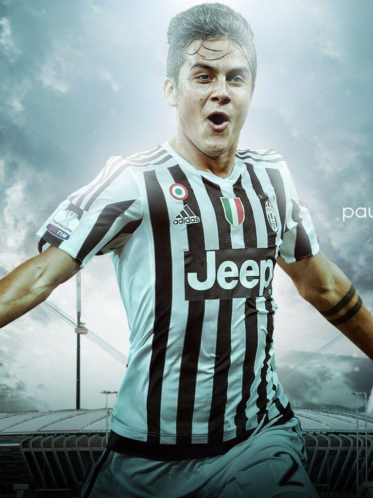 Paulo Dybala Juventus 2015/2016 Wallpaper - Football Wallpapers HD