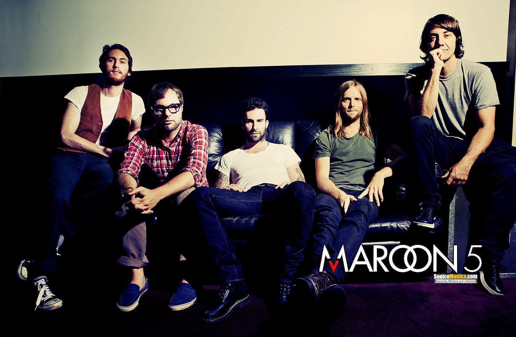 maroon 5 album discography download