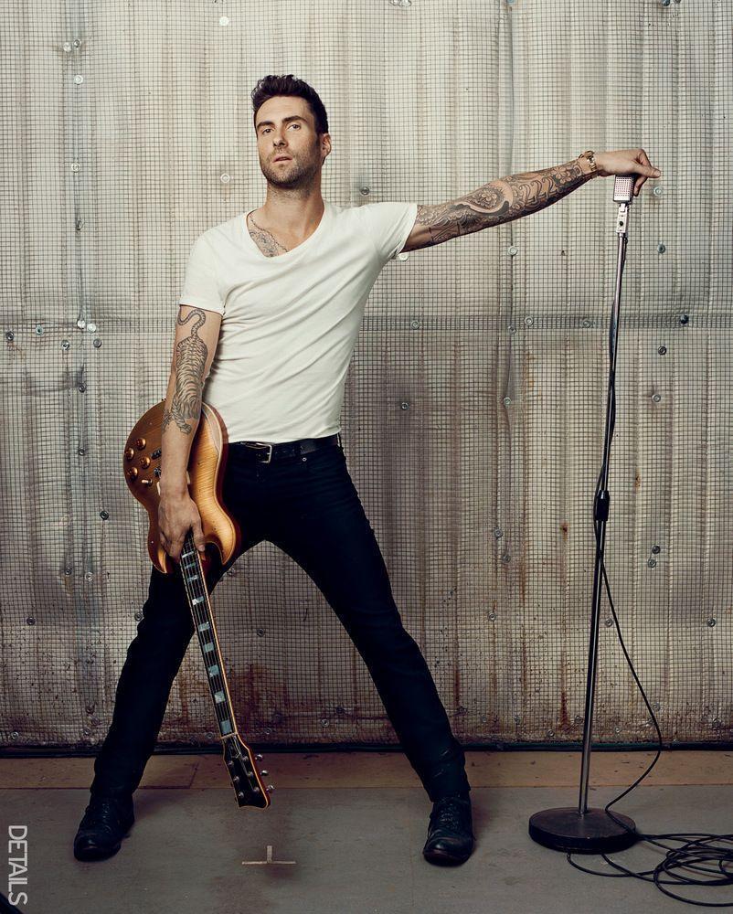 Adam Levine Maroon 5 Night Live Show | Wallpapers HD | Wallpaper .