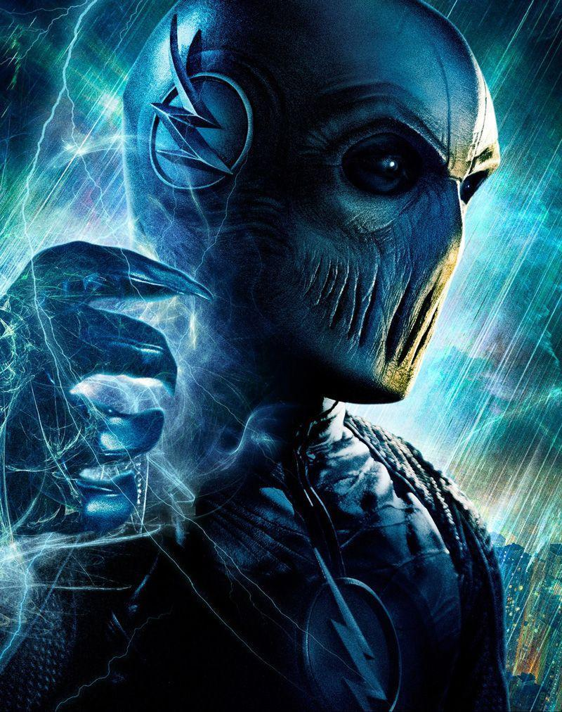 The Flash Released The Zoom Poster Released