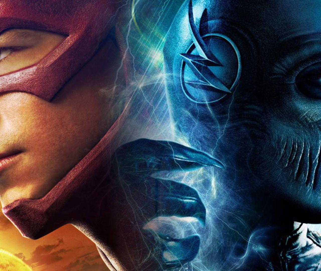 The Flash vs Zoom Amazing Wallpapers