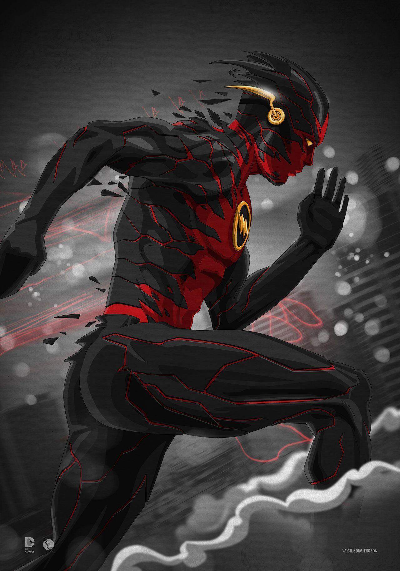 Reverse Flash wallpapers – wallpapers free download