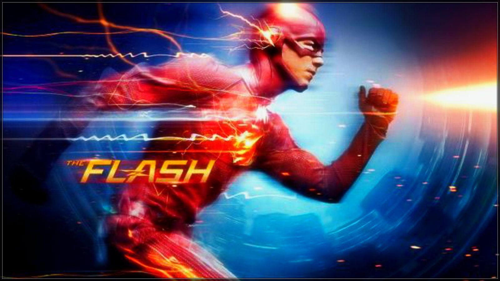 The Flash CW Zoom Wallpapers