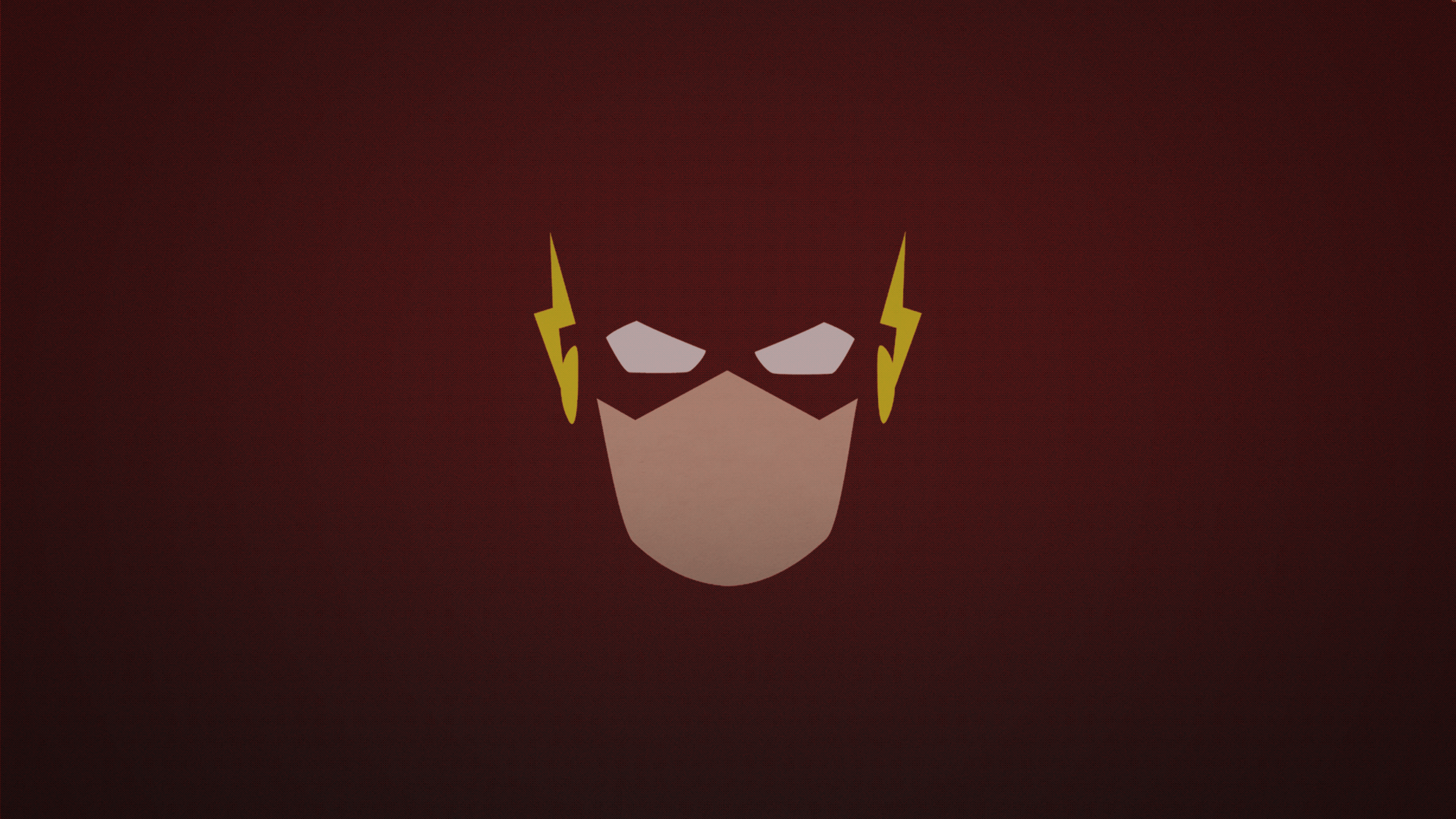 The Flash Minimalism Wallpapers