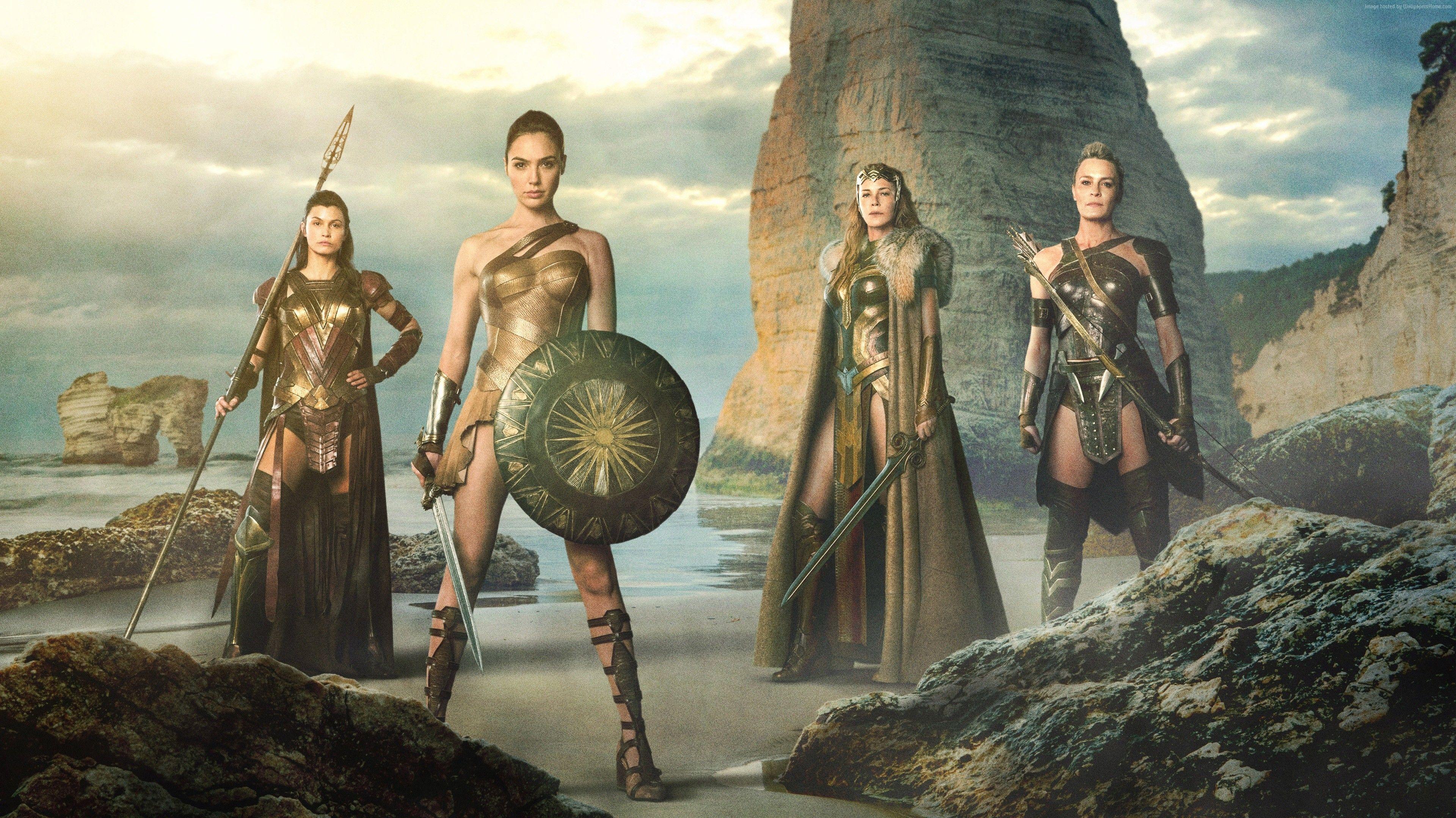 Wonder Woman Wallpaper, Movies: Wonder Woman, Gal Gadot, superhero ...