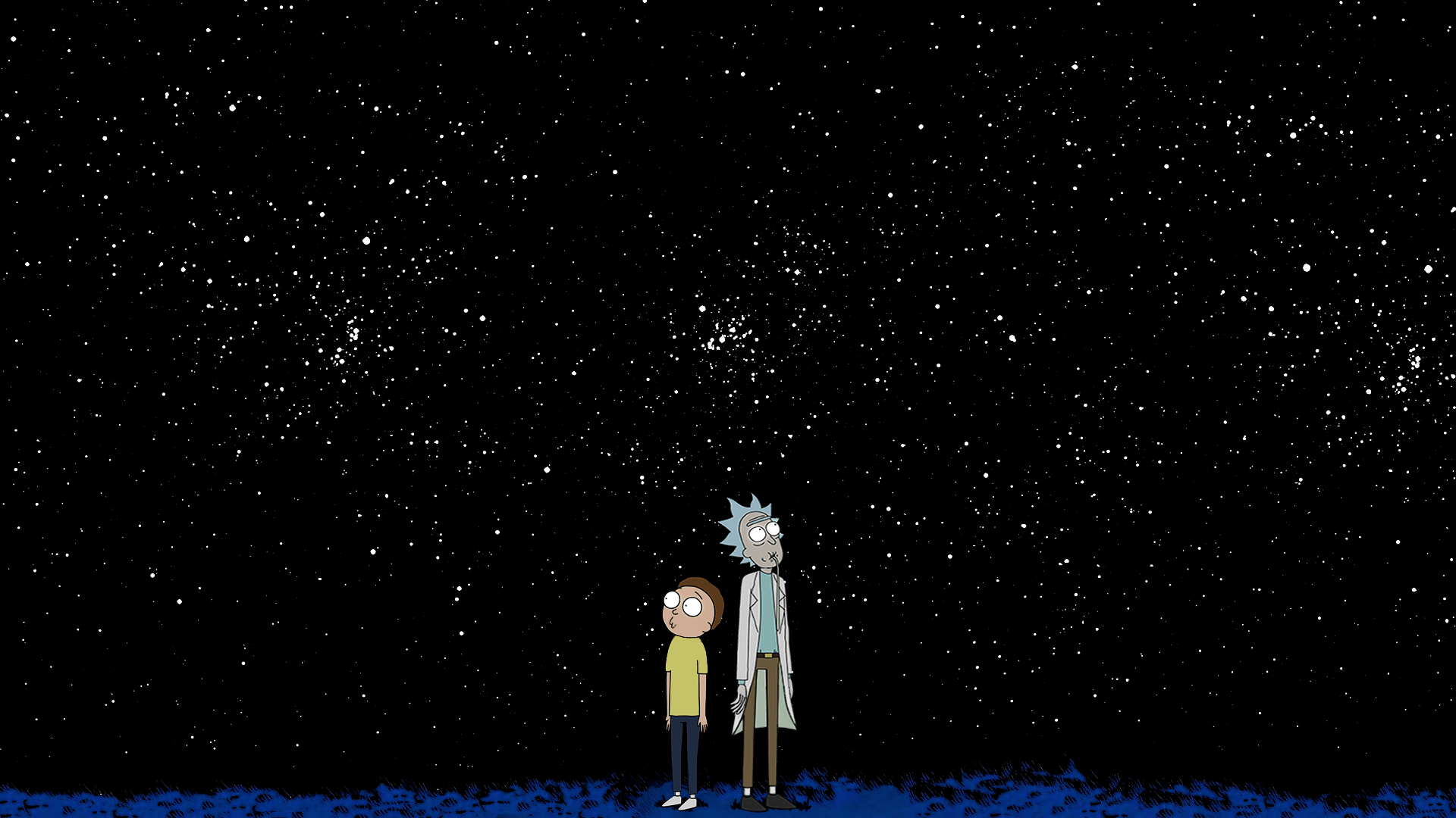 Rick And Morty Wallpapers Wallpaper Cave