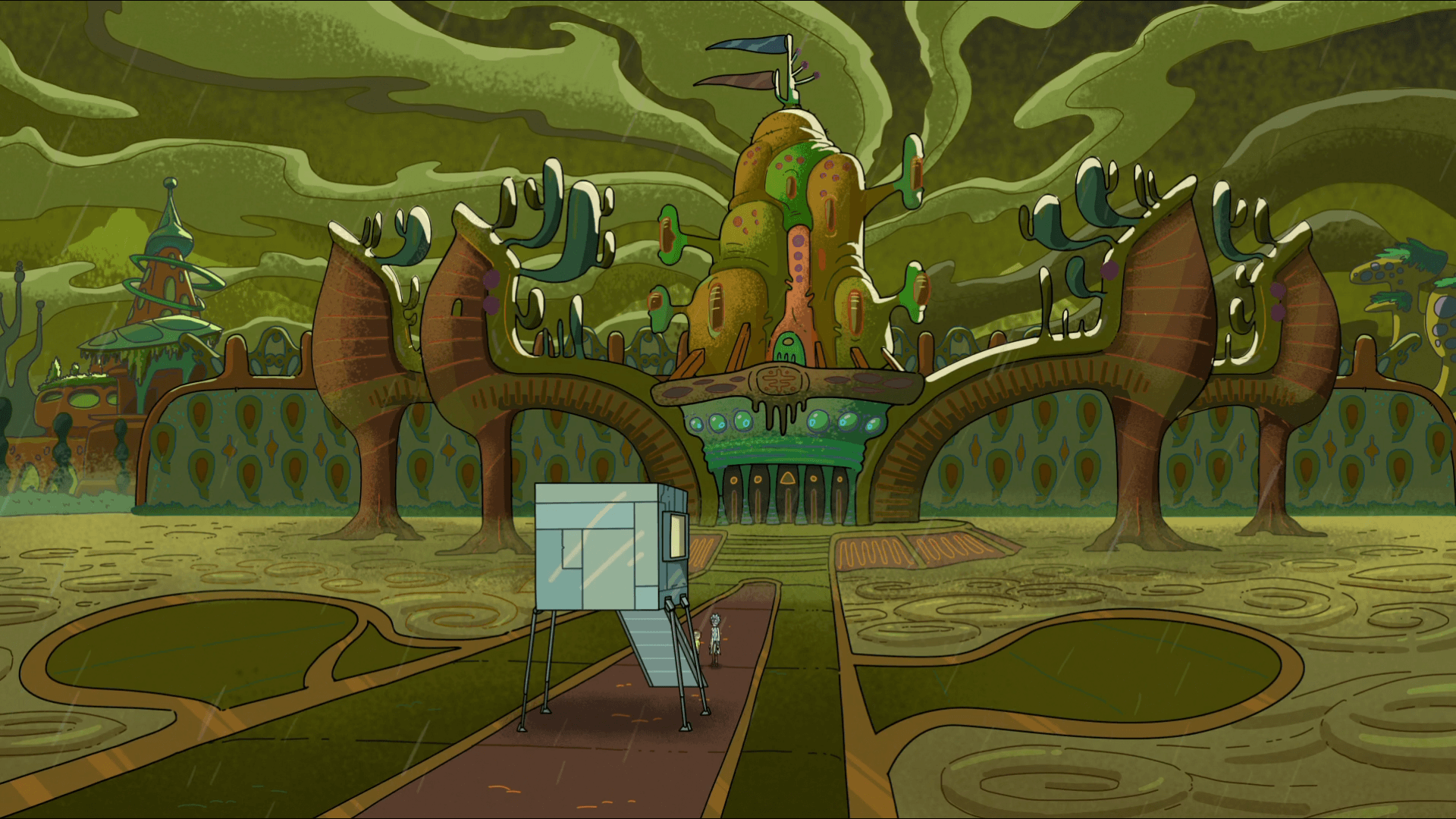 Rick And Morty Computer Wallpapers, Desktop Backgrounds